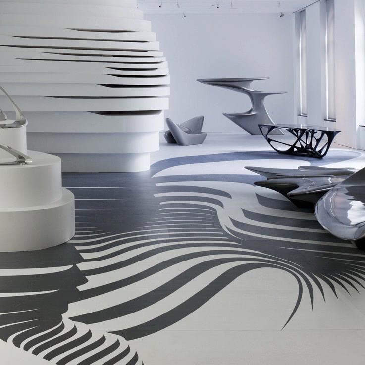 Top Architects Zaha Hadid Interior Zaha Hadid Zaha Hadid