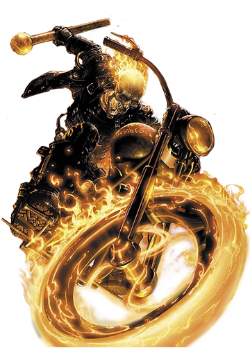 To Save His Adopted Father Johnny Blaze Made A Pact With The Demon Mephisto In Return The Motorcycle Stu Ghost Rider Marvel Ghost Rider Ghost Rider Pictures