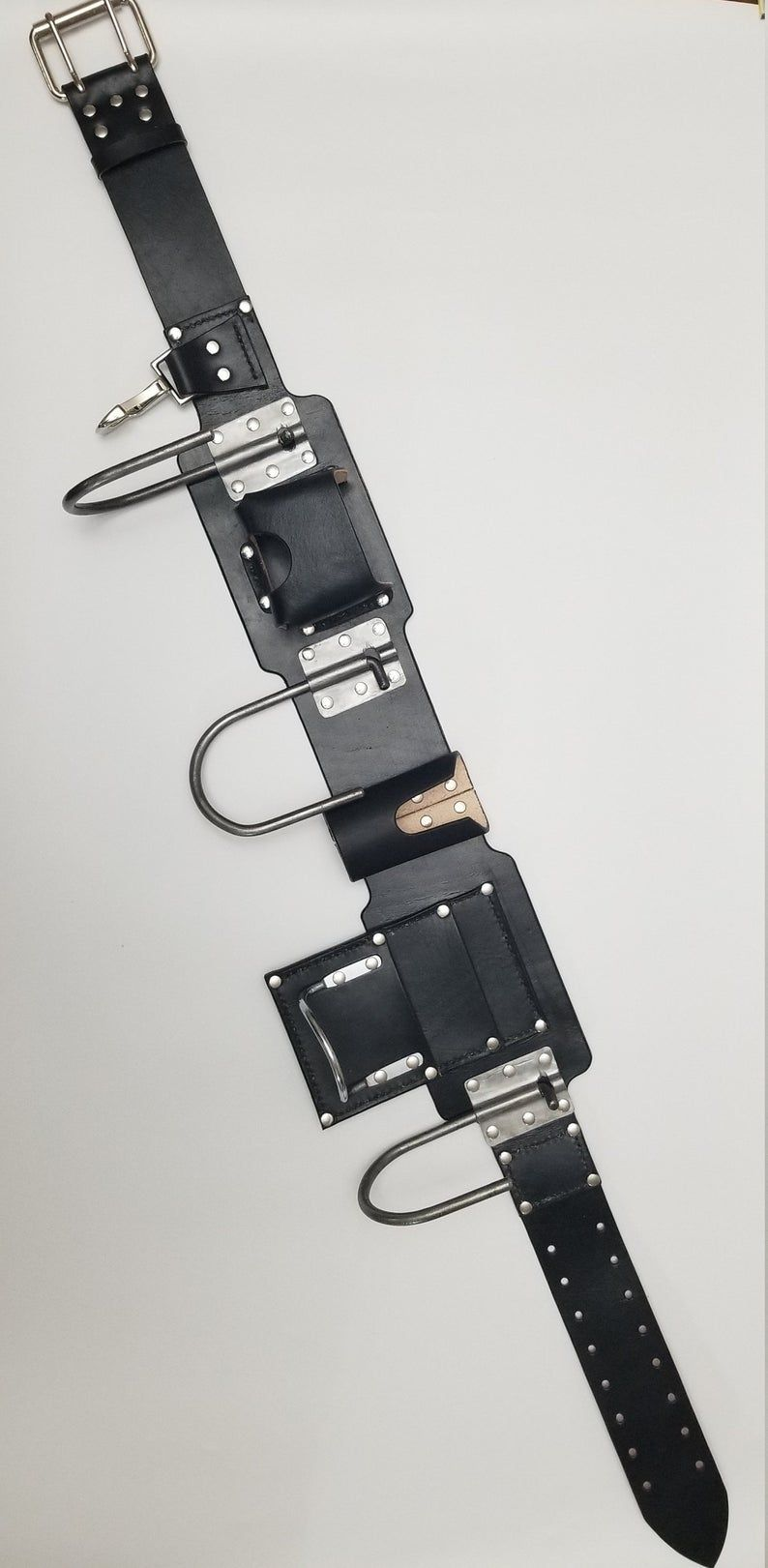 Pin on Belt holster