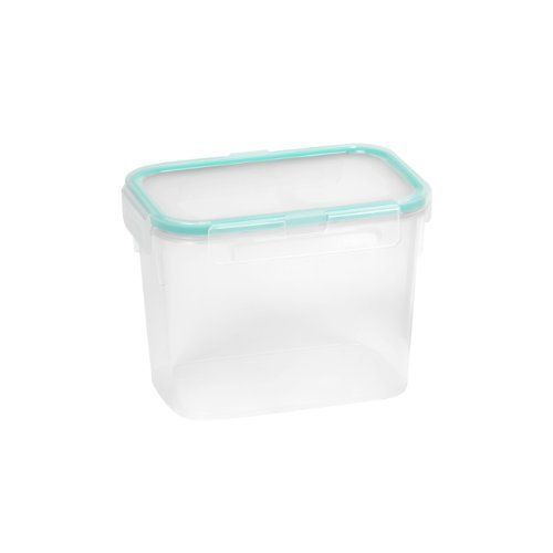 Airtight Small Rectangle 4 7 Cup, 6 by 4 by 4-Inch by World