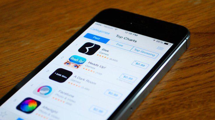 App Store Downloads Top 85 Billion, Revenue Up 36 Percent