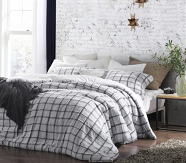Photo of Extra Long Twin Comforters and Dorm Duvet Covers For Ultra Soft College Bedding Comfort