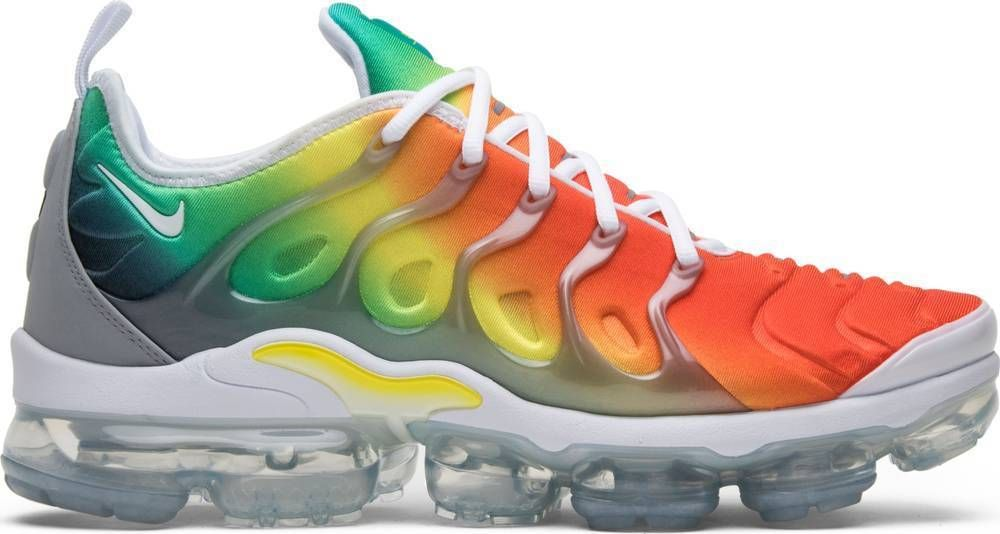 new concept fd319 04ca2 Details about Nike Air Vapormax Plus Rainbow size 13. Multi ...