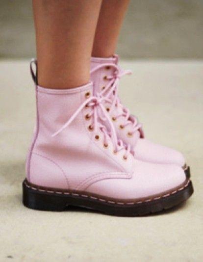 1000  images about Combat boots on Pinterest | Doc martens, Pastel ...