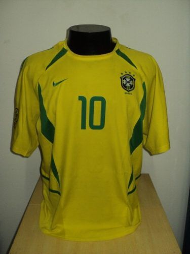 camisa 10 de Rivaldo