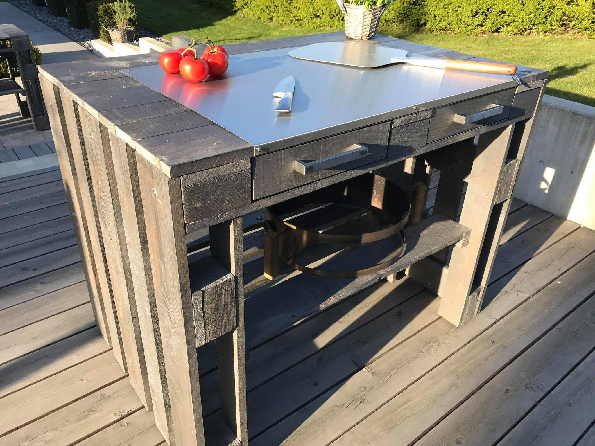 Ähnliches Foto | Grilltisch, Esszimmertisch, Outdoor küche