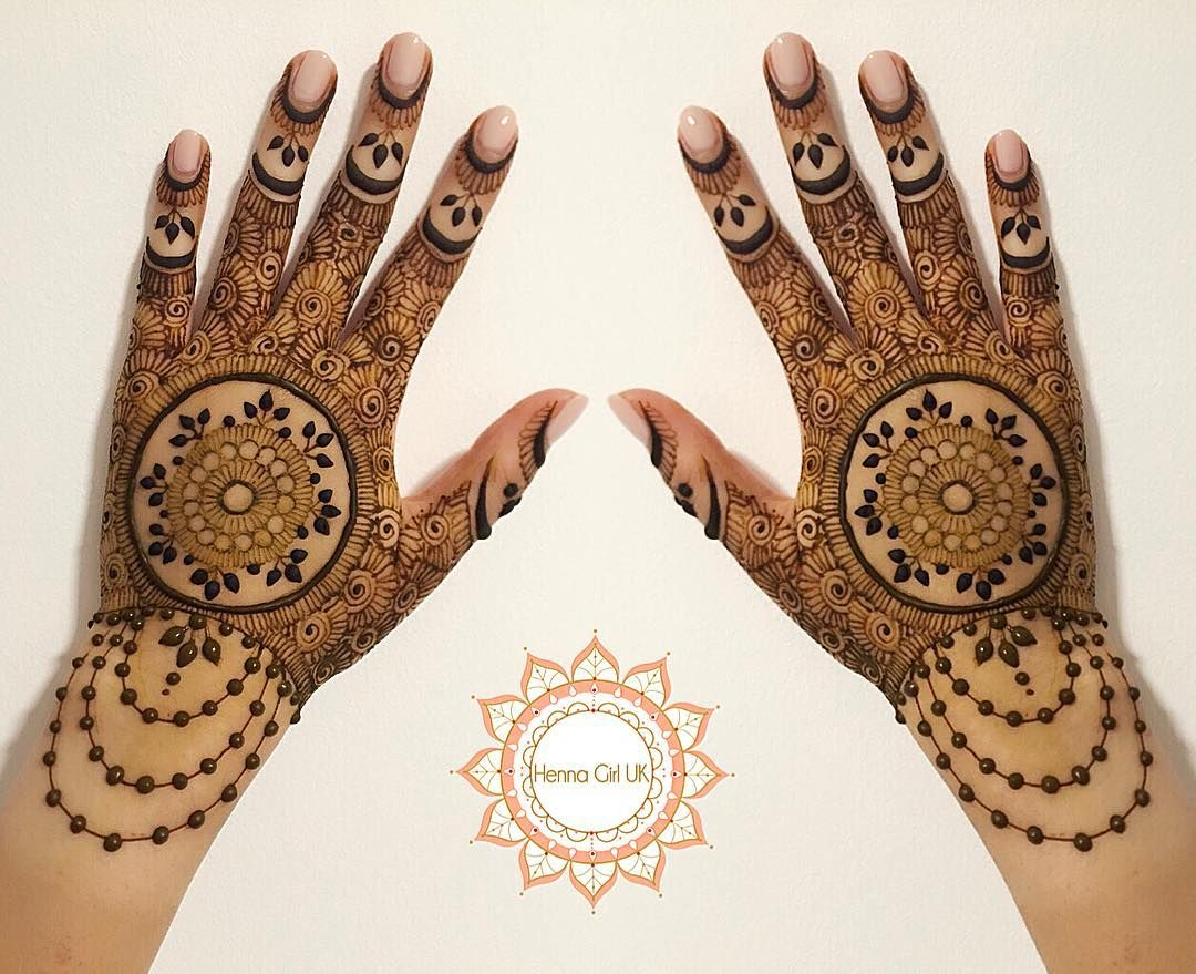 446 Likes, 11 Comments Professional Henna Artist UK