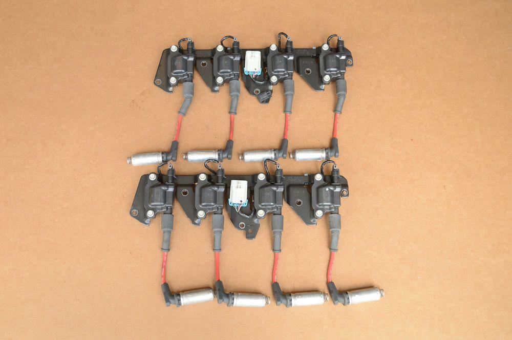 05 13 c6 corvette ignition coils brackets harnesses spark plug wires rh pinterest com
