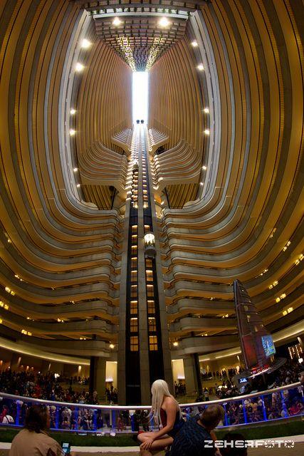 Vertigo Marriott Marquis Downtown Atlanta