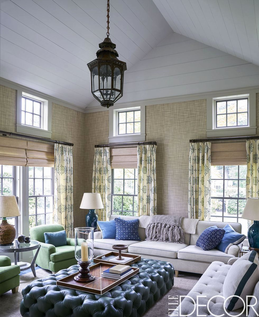 Elegant Dining Room Curtains Luxury 50 Inspiring Curtain Ideas Window Drapes For Living Rooms Kehidupan Pedesaan Hidup Pedesaan