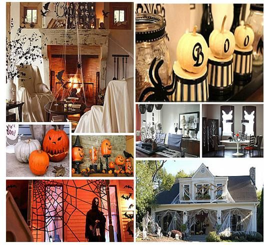 Halloween Decoration Ideas for House #stepbystep Events