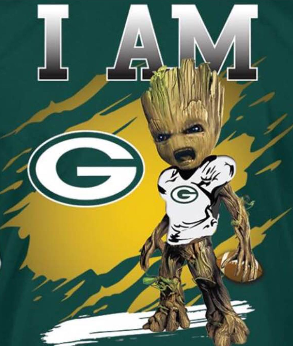 Pin By Ashley Williams On My Packers Green Bay Packers Wallpaper Green Bay Packers Funny Green Bay Packers