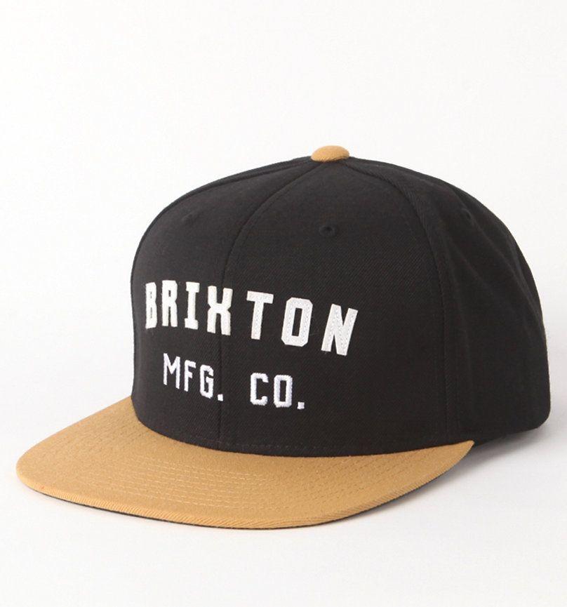 359a2608bb9 amazon brixton arden logo snapback hat pacsun a38a6 f4657