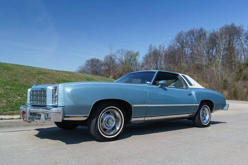 1977 Chevrolet Monte Carlo Coupe