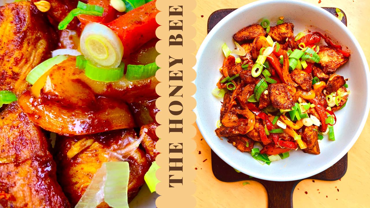 دجاج بصوص الباربكيو بمكونات صحية وطبيعيه وبطعم لذذذيذ Chicken Wings Food Chicken