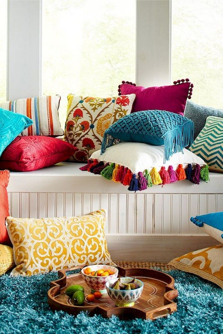 36 Extraordinary Living Room Decor Ideas Floor Seating Cushions