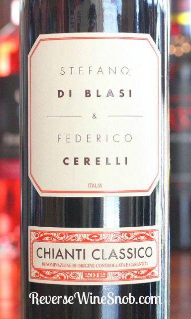 Stefano di Blasi & Federico Cerelli Chianti Classico Review ...
