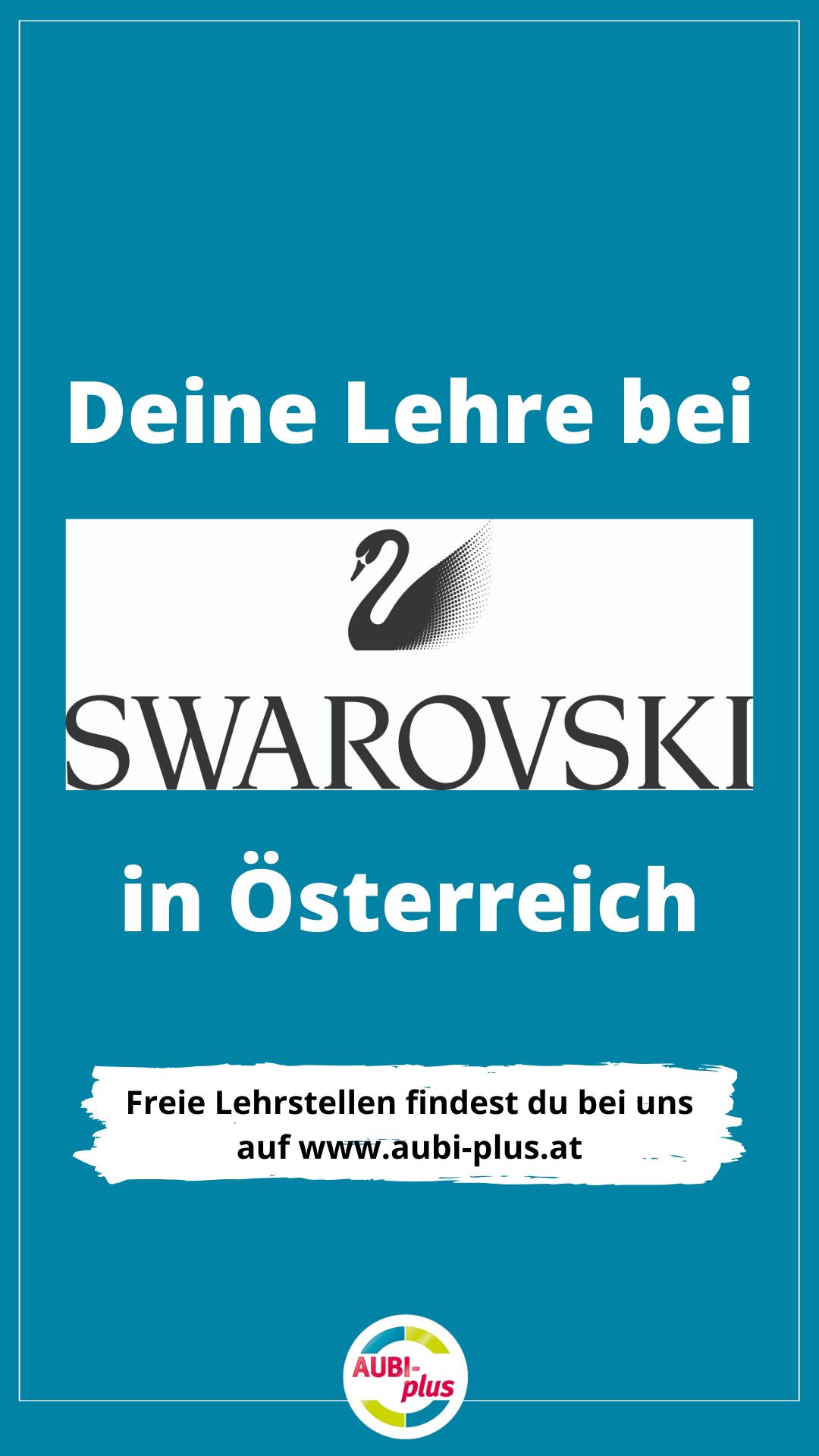 Deine Lehre Bei Swarovski Starte Deine Karriere Bei Swarovski Lehrstellen Swarovski Lehrling