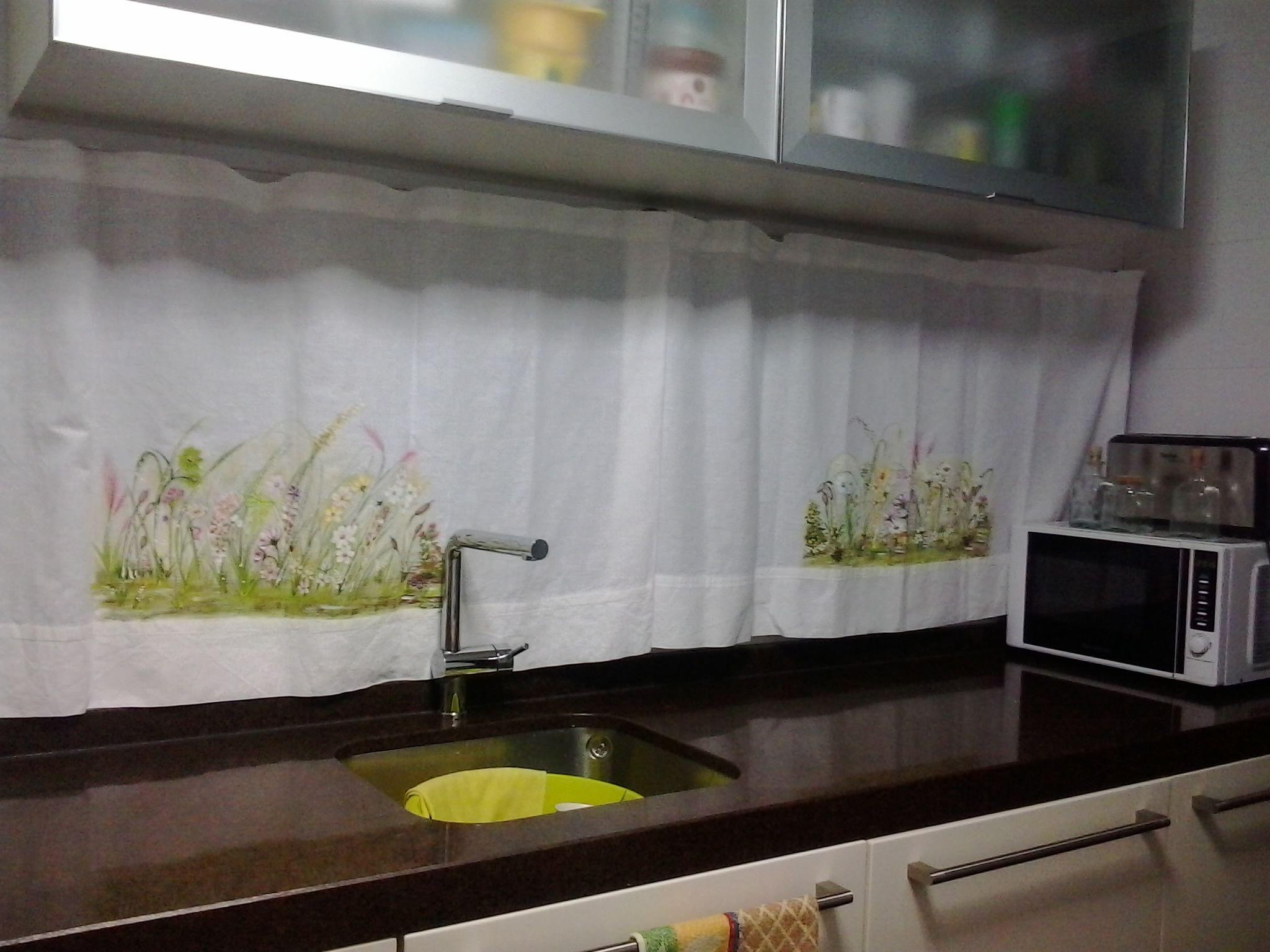 cortinas de lino pintadas a mano alzada es un diseo original creado para estas cortinas
