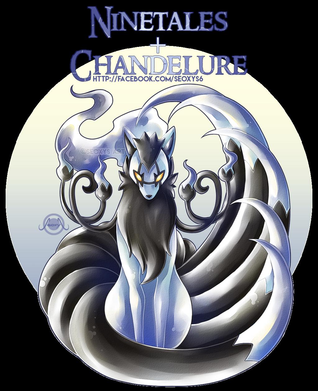 Ninetales + Chandelure                                                                                                                                                                                 More
