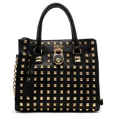 Rhinestone Studded Women's Fashion Tote