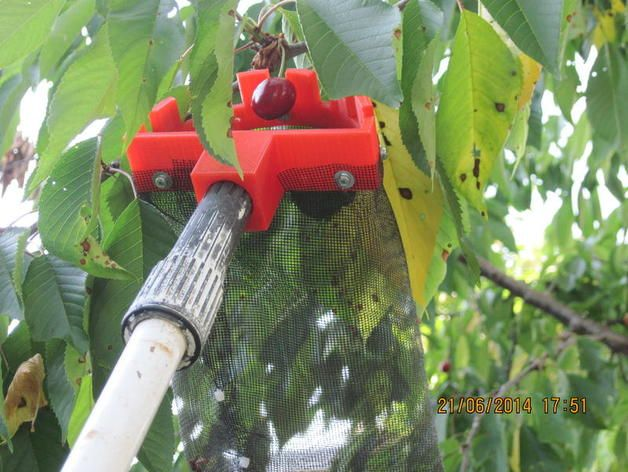 how to make a fruit picker