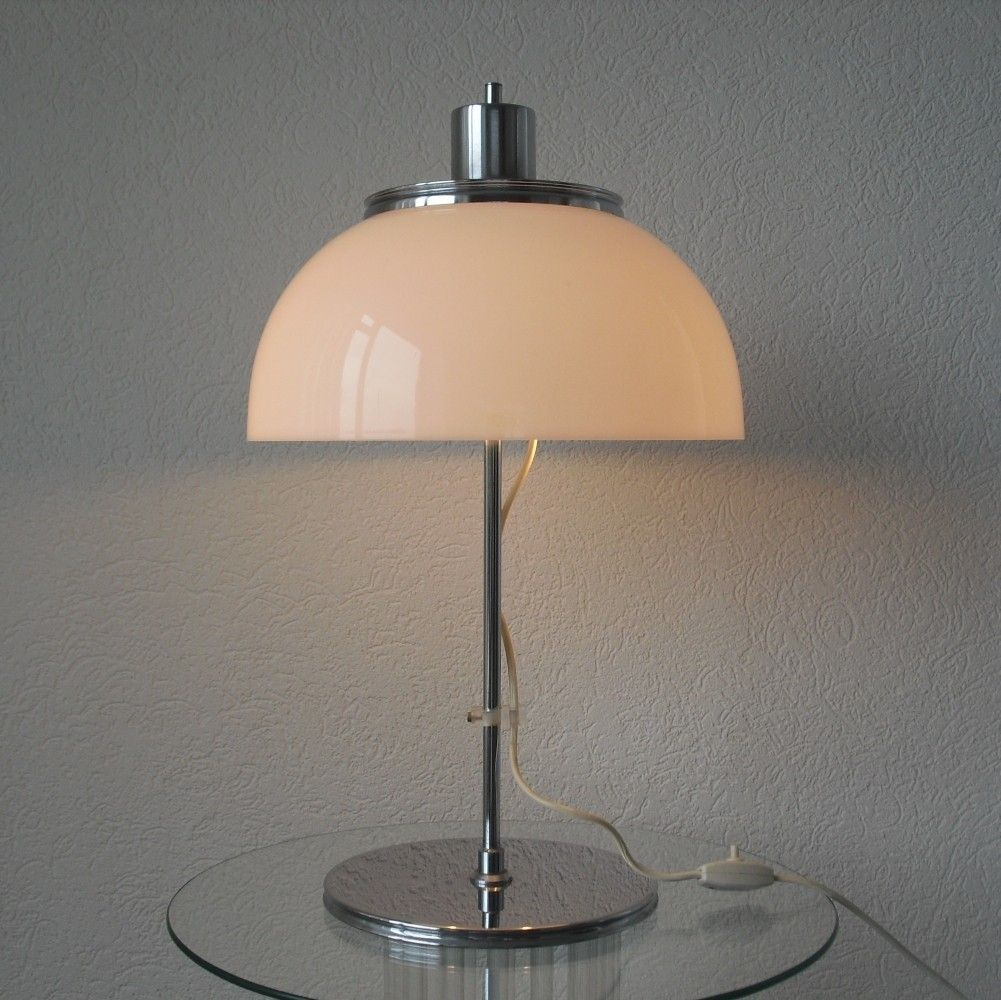 Faro desk lamp from the sixties by Harvey Guzzini for
