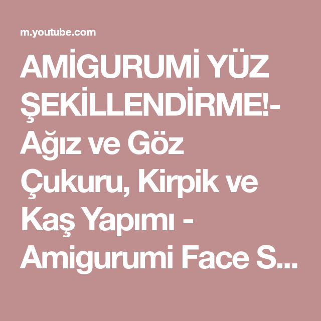 Amigurumi Mouse-Free Pattern | Amigurumi Free Patterns | Bloglovin' | 640x640