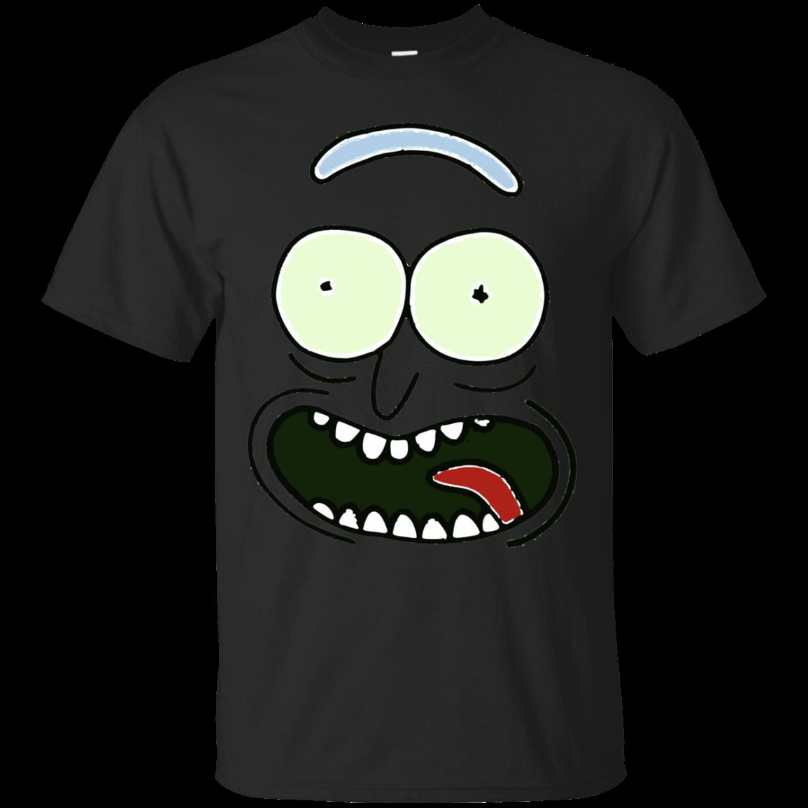 Pickle Rick Face Shirt Sweatshirt Designs Mens Graphic Tshirt Trendy Tshirts