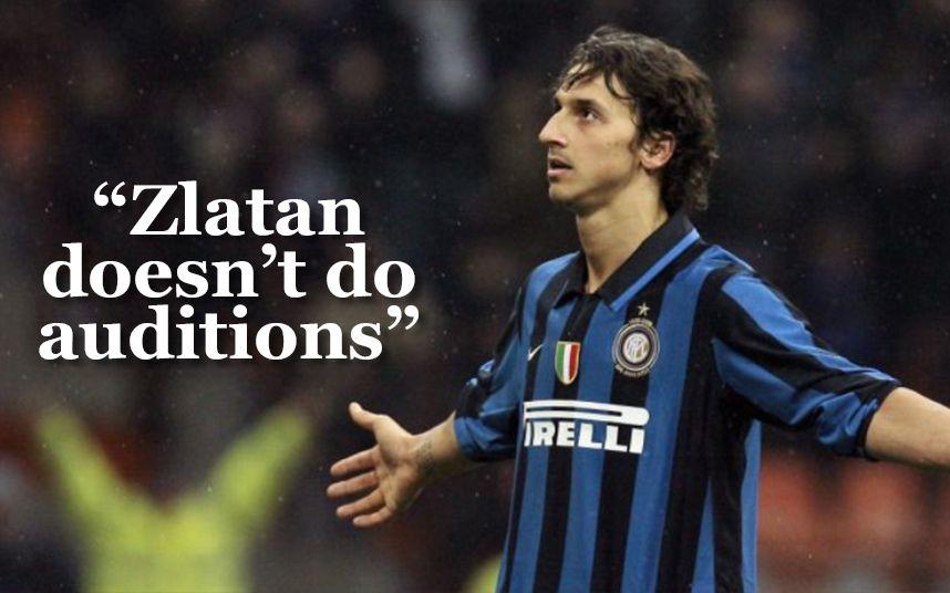 Zlatan Ibrahimovic The 20 most ridiculous things he has