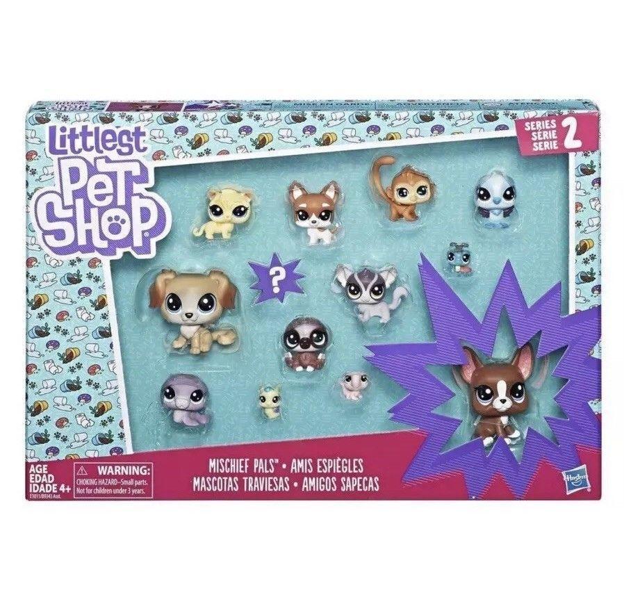 Hasbro Littlest Pet Shop Mischief Pals Series 2 New Free Shipping Ebay Little Pet Shop Littlest Pet Shop Pet Shop