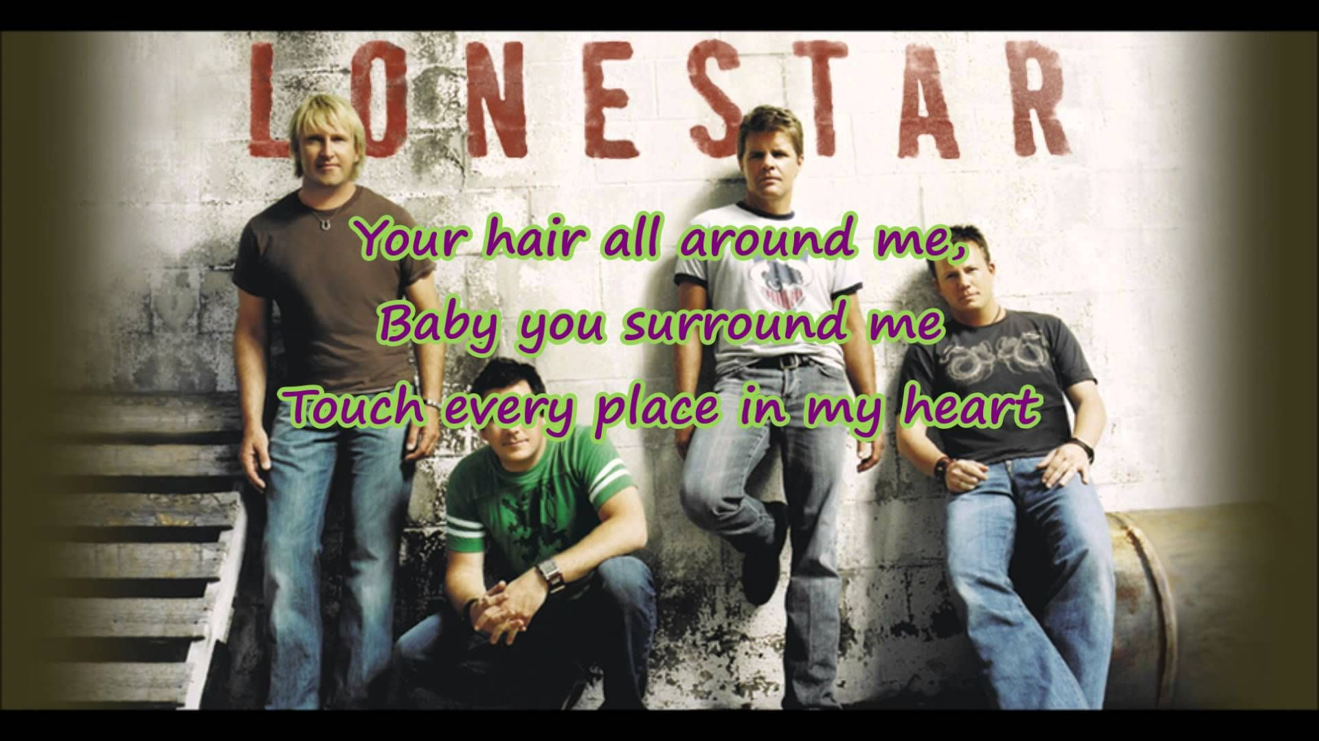 """Amazed"" By Lonestar Lyrics (With images) Country love"
