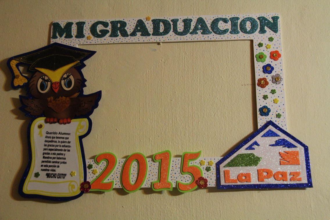 Marco de graduacion   Graduación   Pinterest   Marcos de graduacion ...