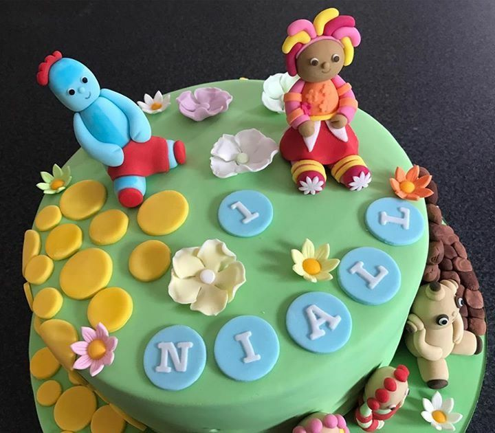 Pin by PandiBakes on In the Night Garden   Pinterest