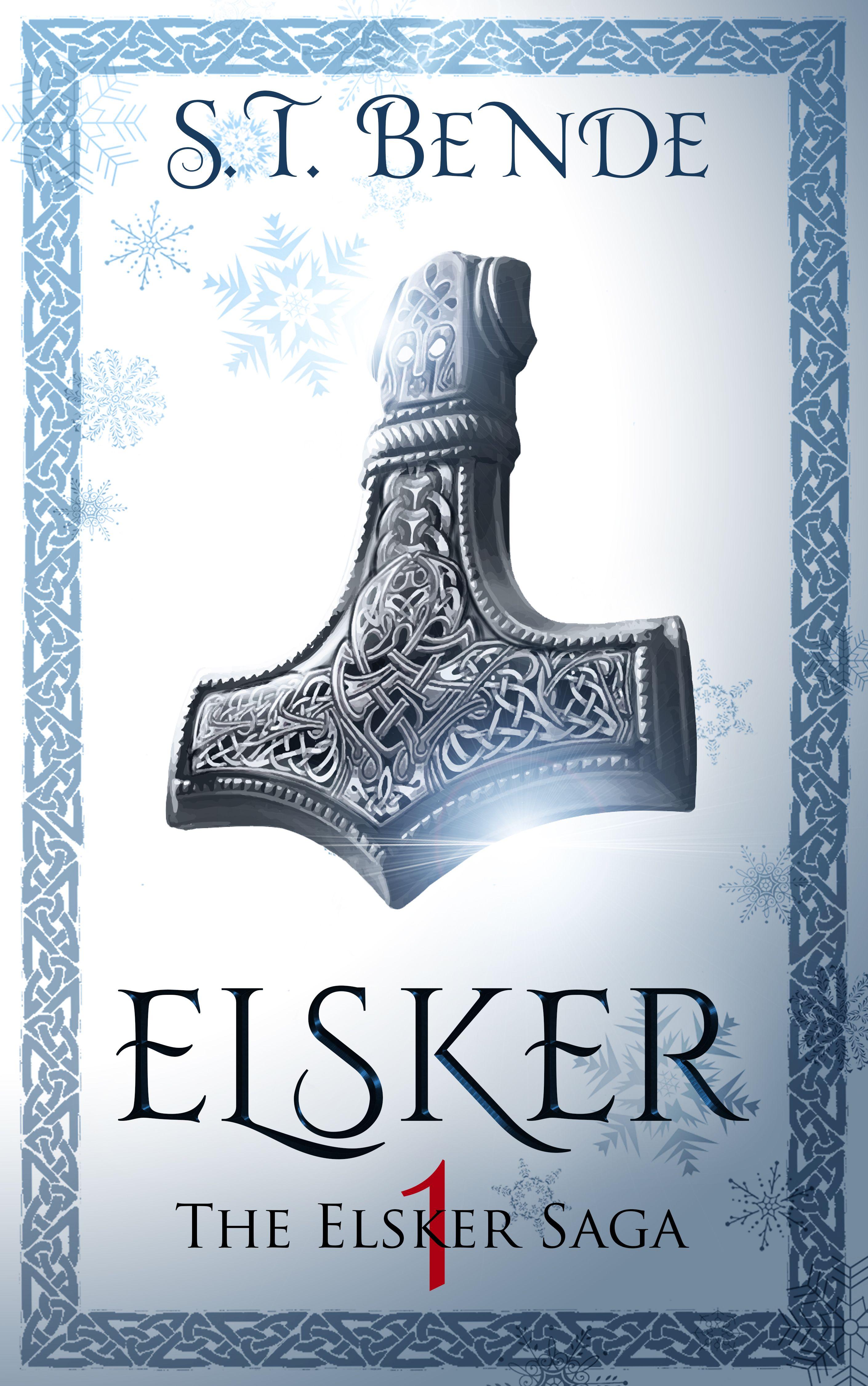 Elsker the elsker saga book 1 urban fantasy novels