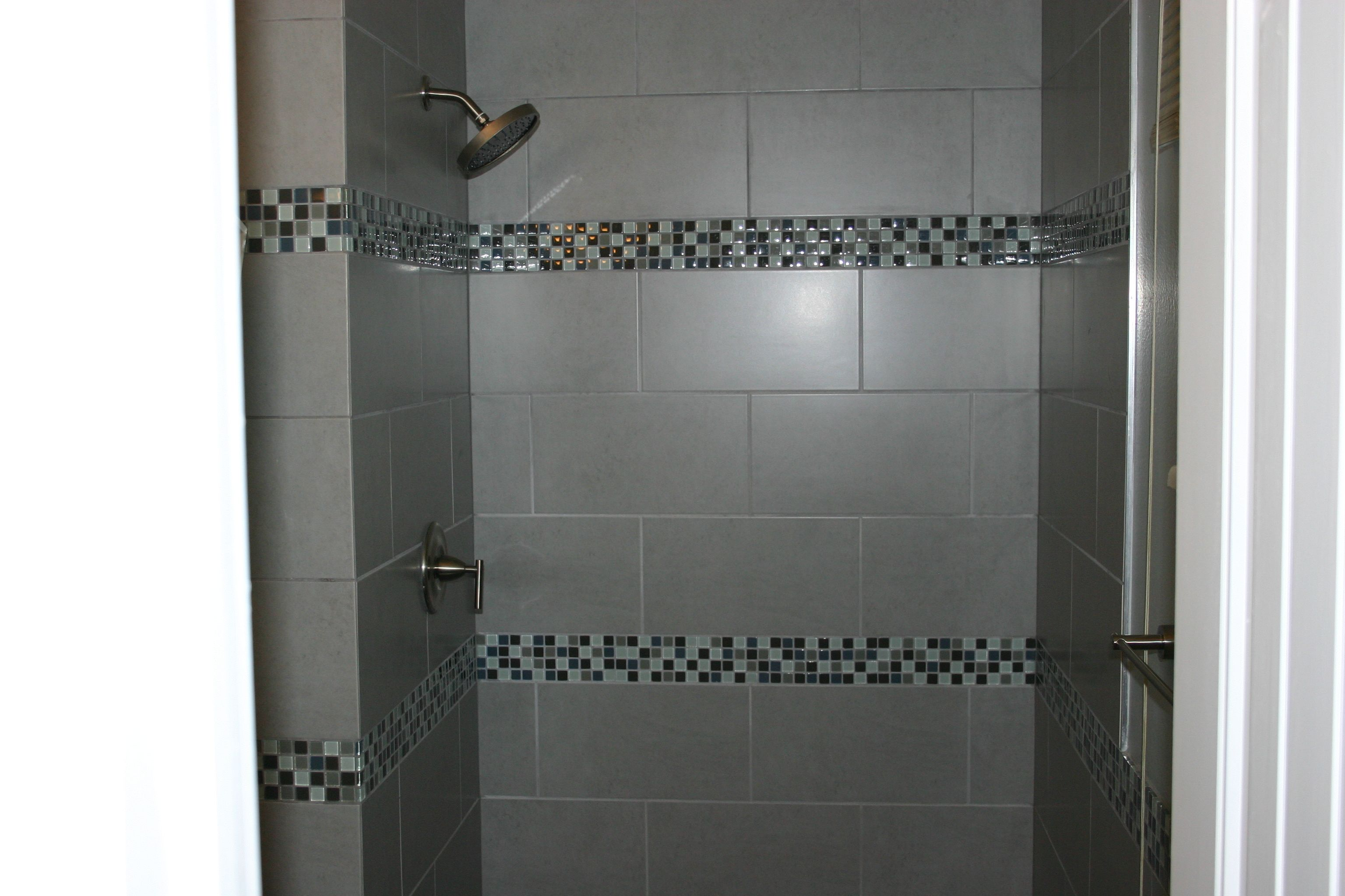 tiled shower designs | Bathroom Tile Designs, Ideas & Pictures: How ...