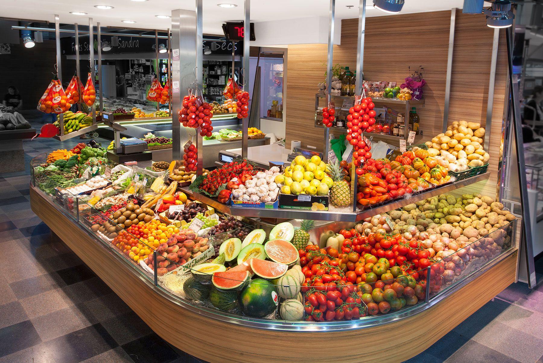 Resultado de imagem para fruterias con estilo frutaria for Decoracion de fruterias