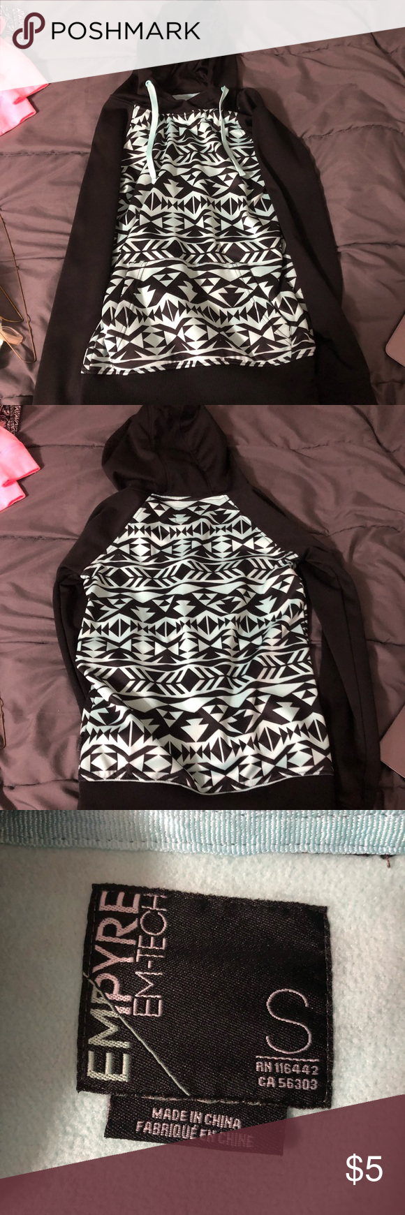 Hoodie Hoodie from Zumiez size Small Empyre Tops