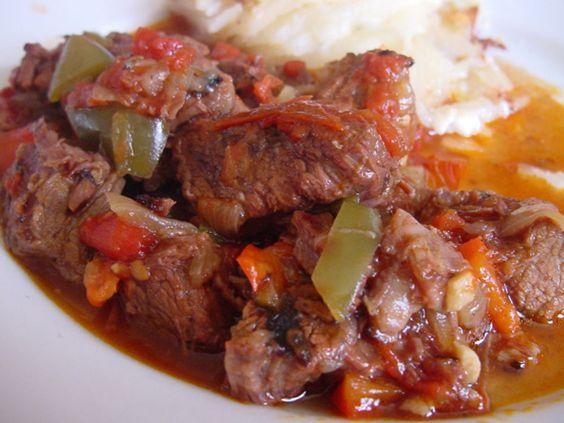 The Best Swiss Steak Swiss Steak Beef Round Steak Swiss Steak