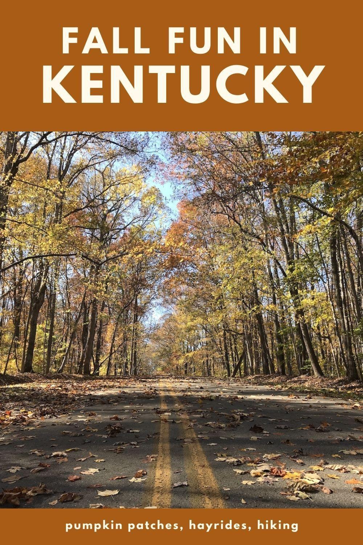 Fall Fun In Kentucky Hobbies On A Budget In 2020 Kentucky Vacation Road Trip Usa Fall Fun