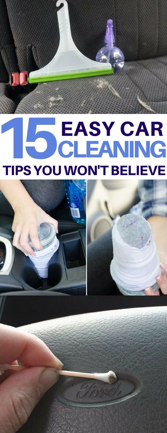 15 car cleaning tips tricks to transform your dirty car