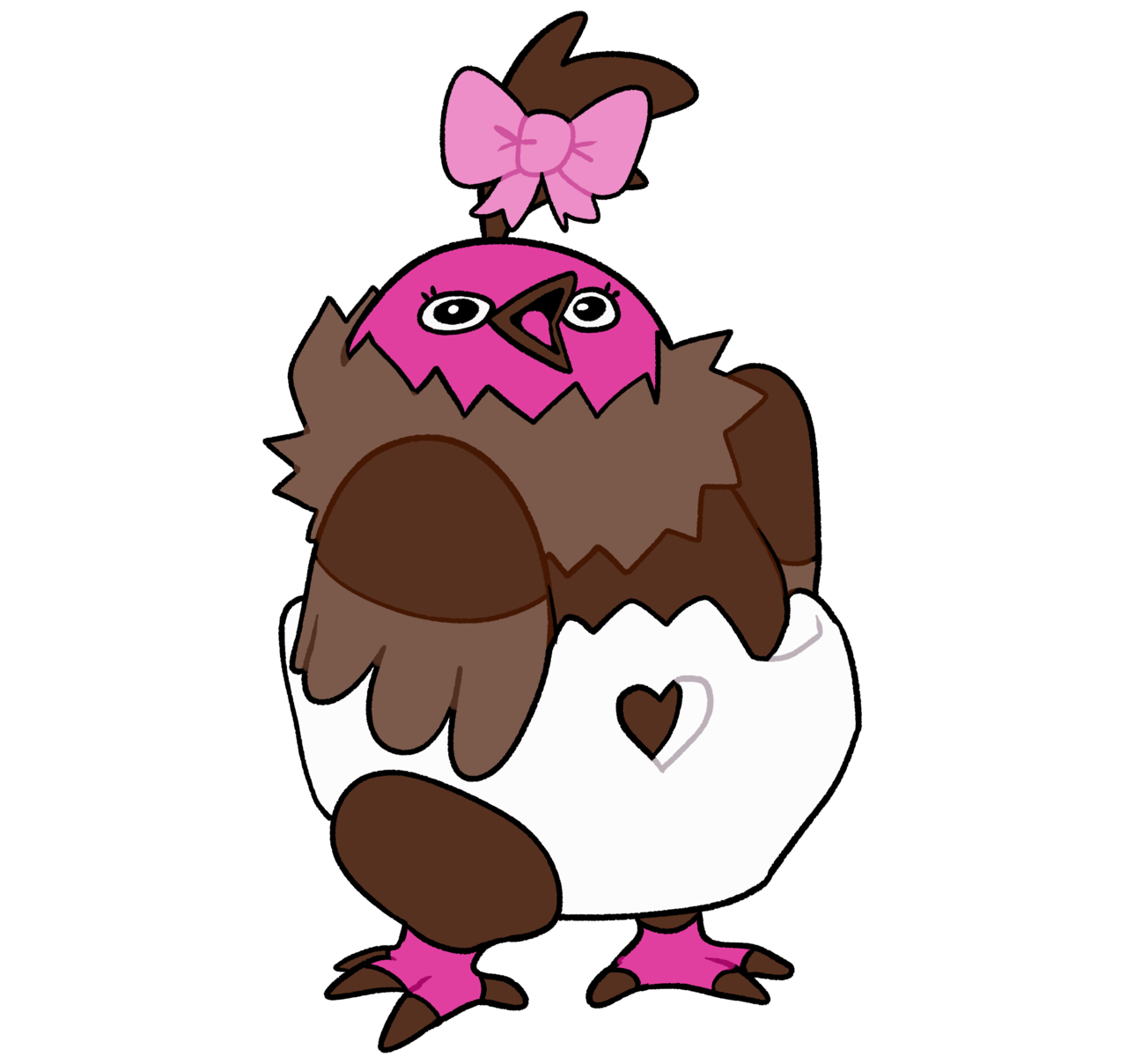 this is luvvely! shes my new shiny vullaby! shes