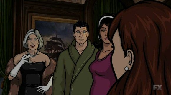 Archer Season 5, Episode 9 – Archer Vice: On The Carpet | Watch Movies Tv Shows Online Free