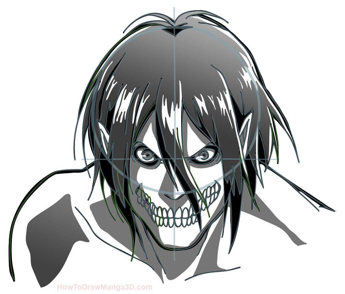 Pin De Jose Henrique Em Shingueki No Kyojin Desenhos Anime