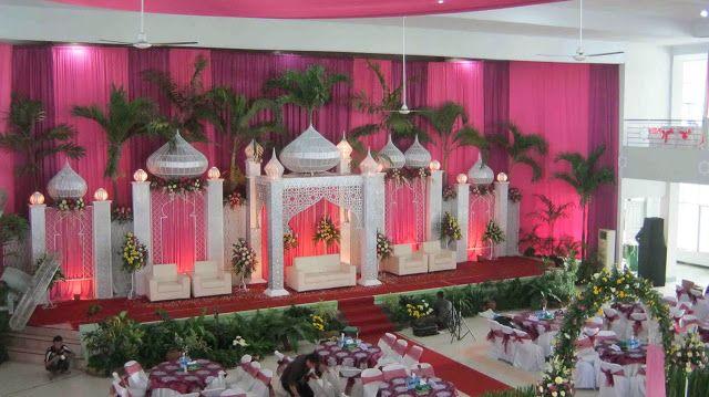 Dekorasi Pernikahan Yang Islami Dekorasi Ide Perkawinan