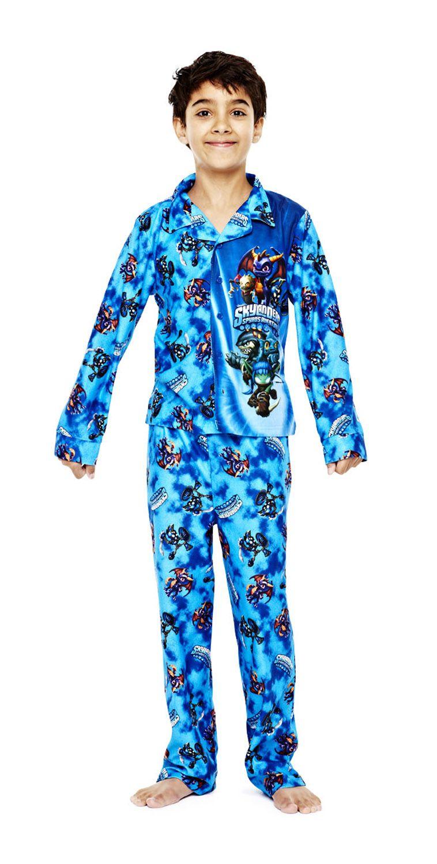 skylanders pajamas johnny would