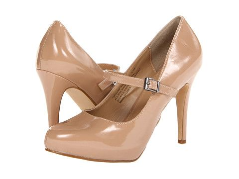 588c3fcf48bd rsvp Spencer Mary Jane Nude Patent - Zappos.com Free Shipping BOTH Ways