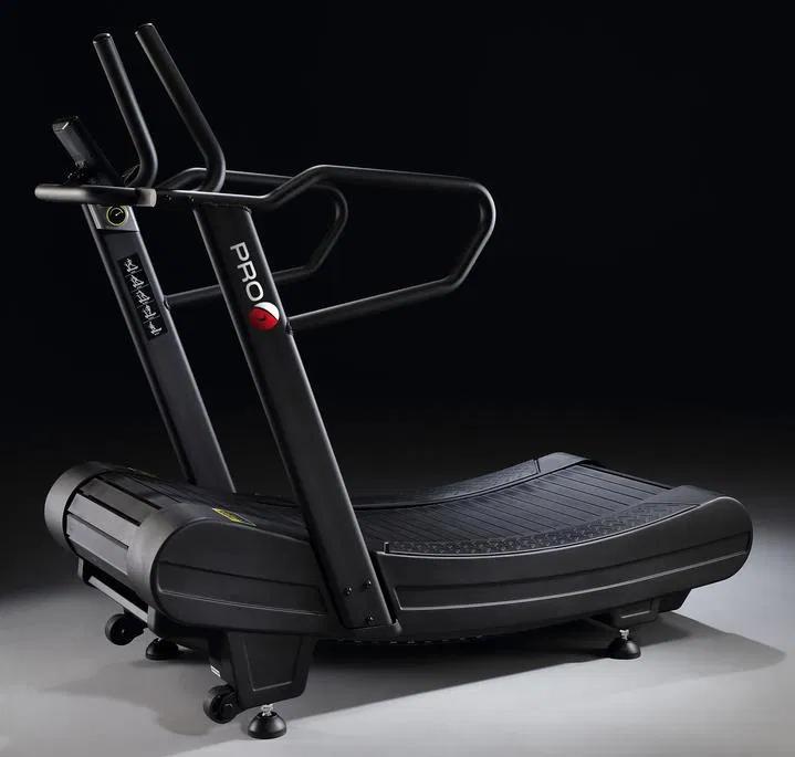 PRO 6 Arcadia Air Runner Non Motorized Curve Treadmill