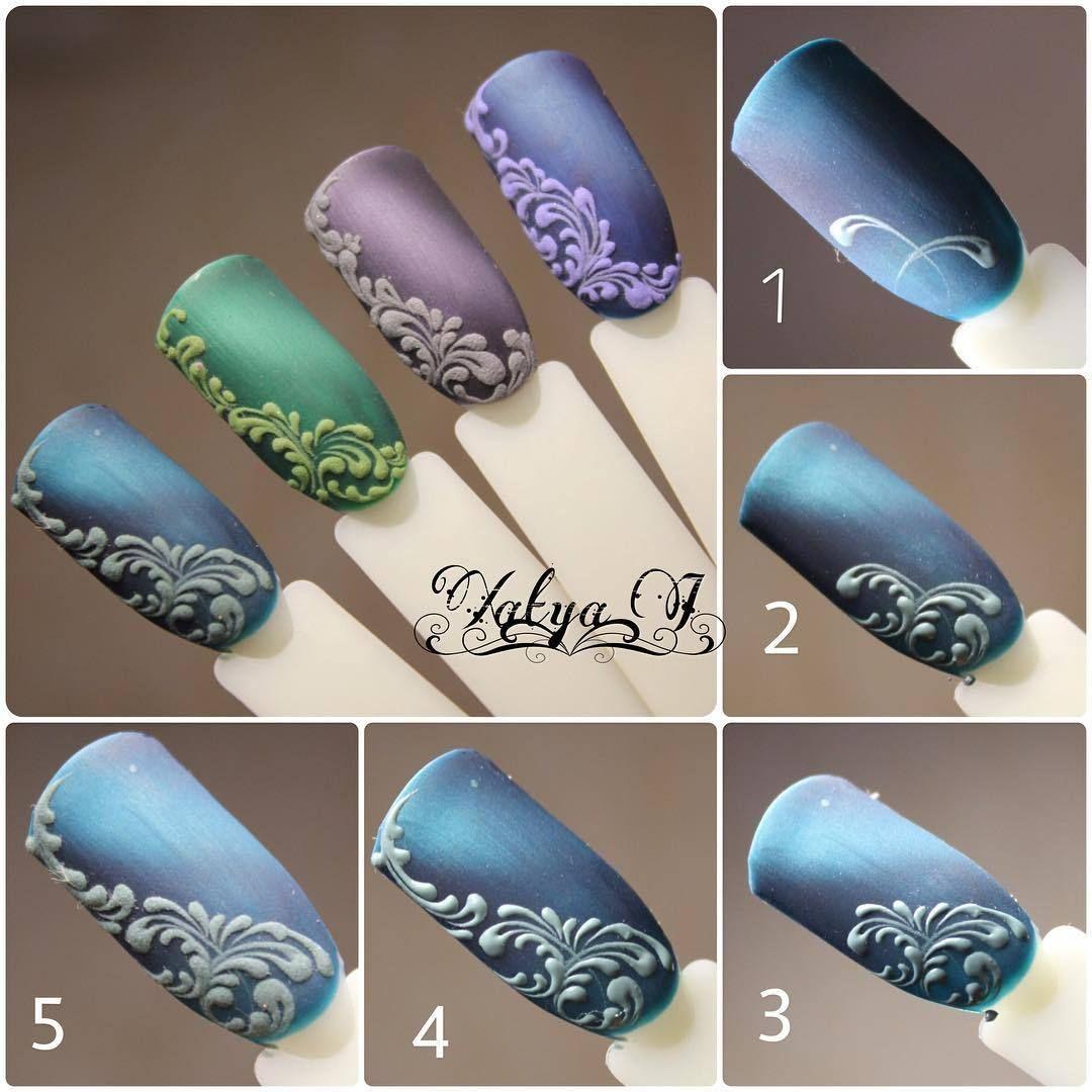 Nails University. Ногти и Маникюр пошагово. | VK | MK nail design ...