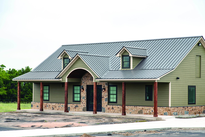 Metal Roofing Metal Building Homes Metal Roofs Farmhouse Metal Roof Houses